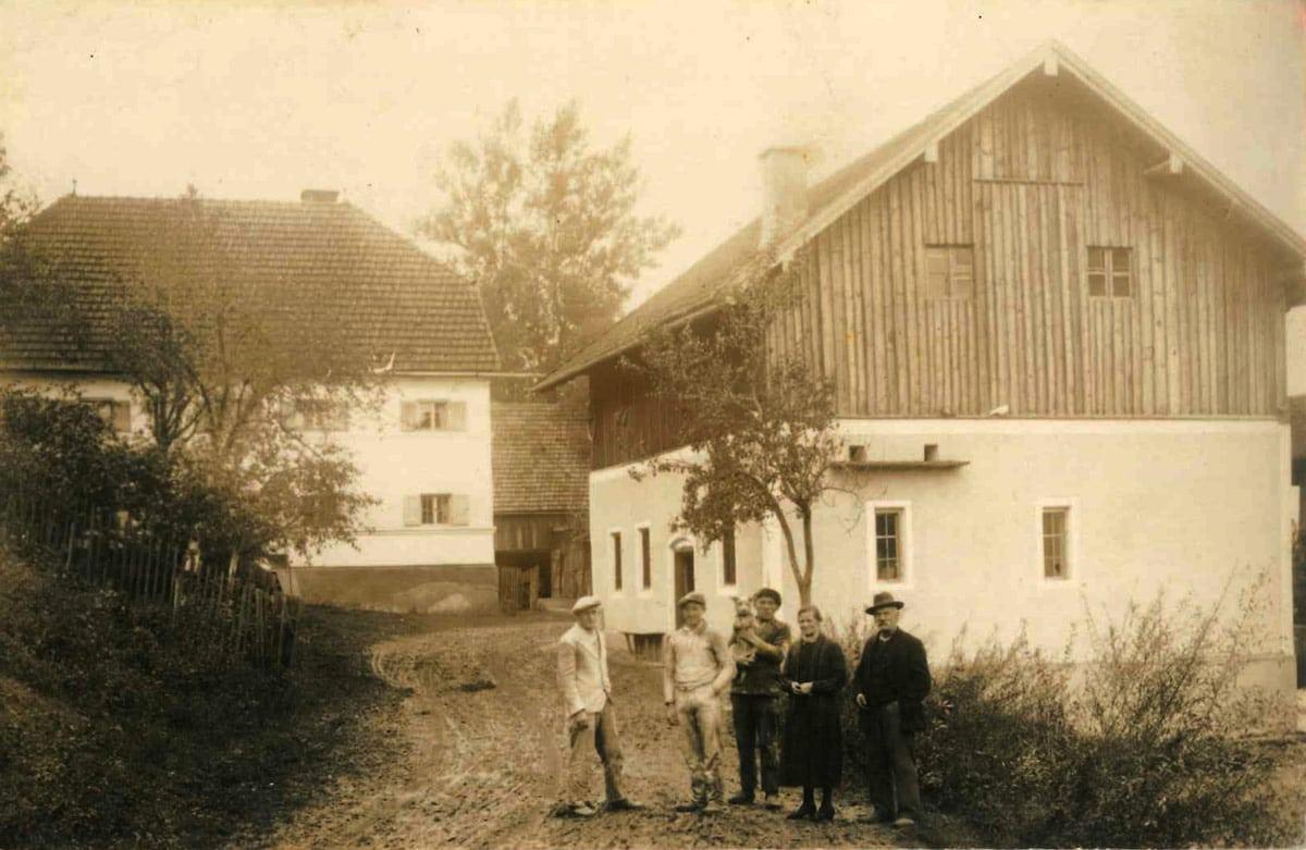 Mühle um 1930