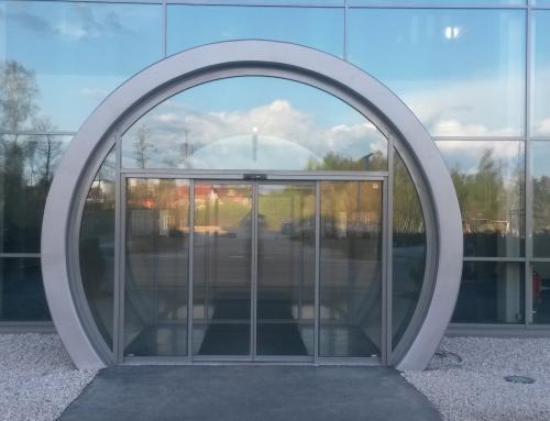 Schalung für Eingangsröhre, Tirschenreuth – Deutschland